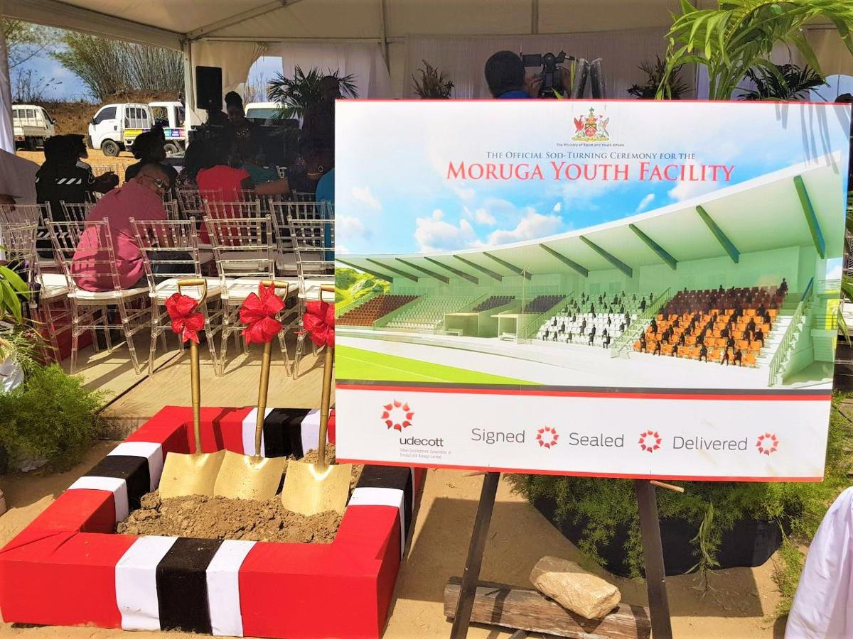 The proposed Moruga Youth Facility