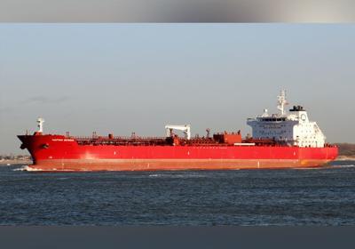 Iran's Hyundai Mipo tanker