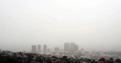 DUST AND SMOG