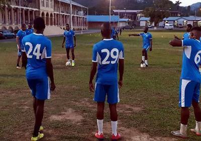 Police FC footballers