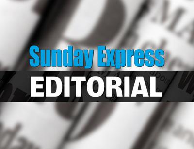 Sunday Express Editorial