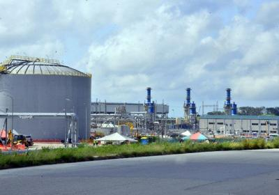 Caribbean Gas Chemical Ltd