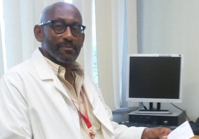 Dr Malcolm Samuel