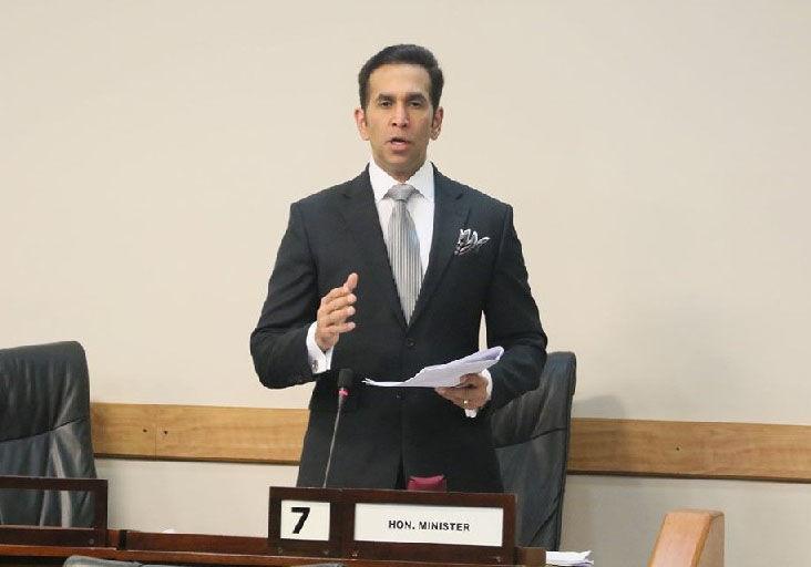 Attorney General Faris Al-Rawi---- USE