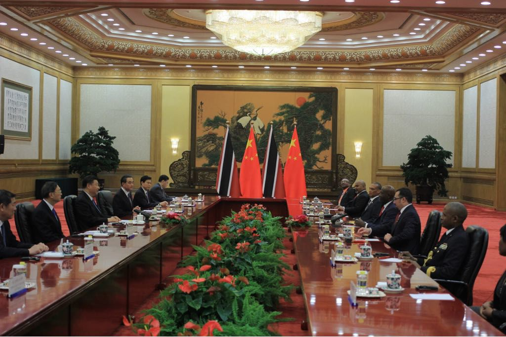 The PM in China #2