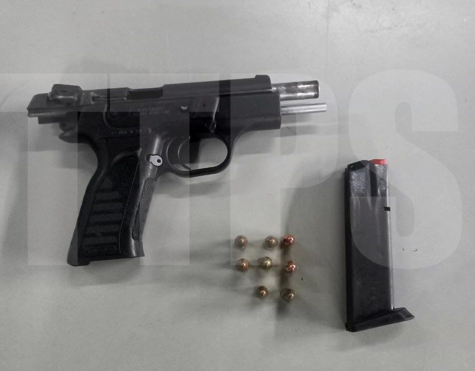 Gran Couva firearm
