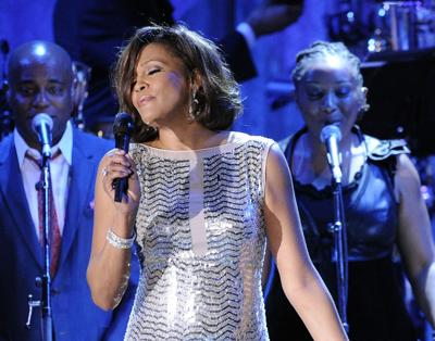 France Cannes Whitney Houston