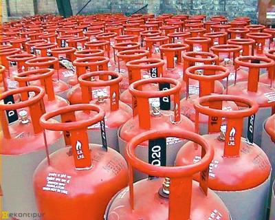 The real price of our cooking gas is....