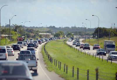 Gasparillo traffic
