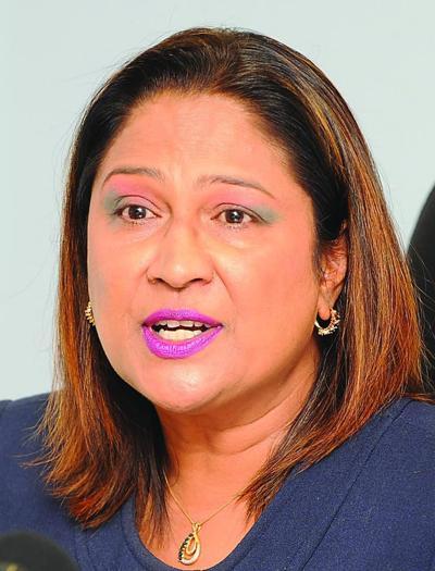 Election the real poll, says Kamla