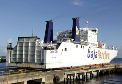 Update - Cabo Star involved in rescue as barge overturns