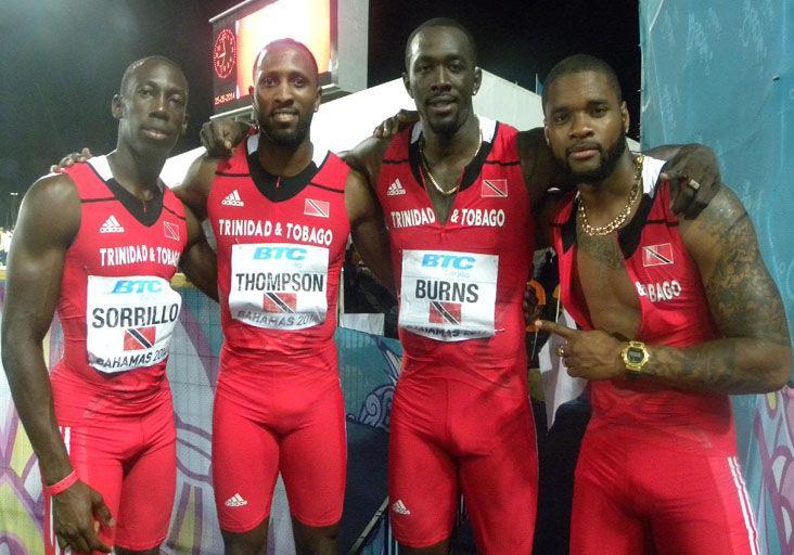 FAST TRACK   Local Sports   trinidadexpress com