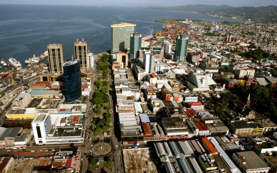 Image result for Port of Spain