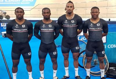 Trinidad and Tobago cyclists