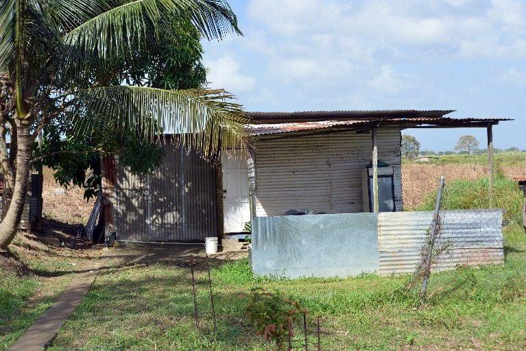 The home of Michael Maynard