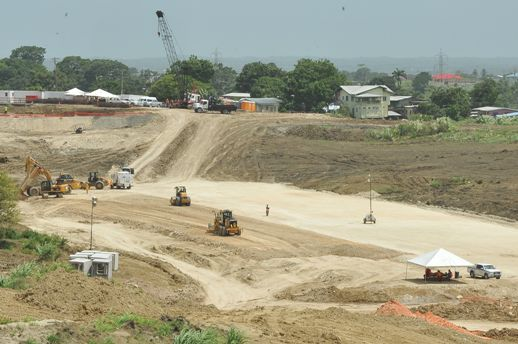 Solomon Hochoy Highway Extension to Point Fortin
