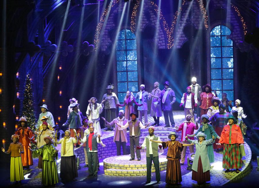 Christmas Joy with a Sprinkle of Magic | Photo Gallery | trinidadexpress.com