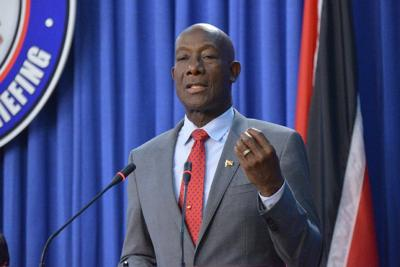 Dr Keith Rowley