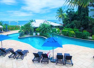 Tropikist Beach Hotel & Resort.