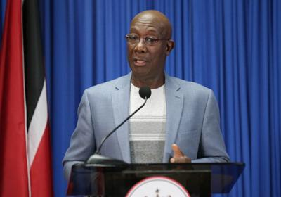 Prime Minister Dr Keith Rowley__new