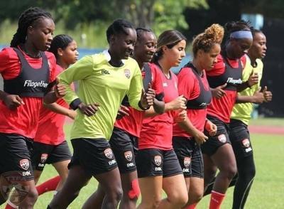 senior women's team provisional squad