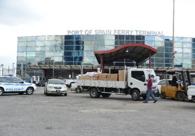 fast ferry terminal