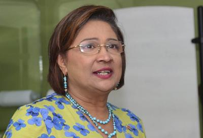 Kamla makes second call for crime talks*