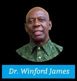 Dr Winford James