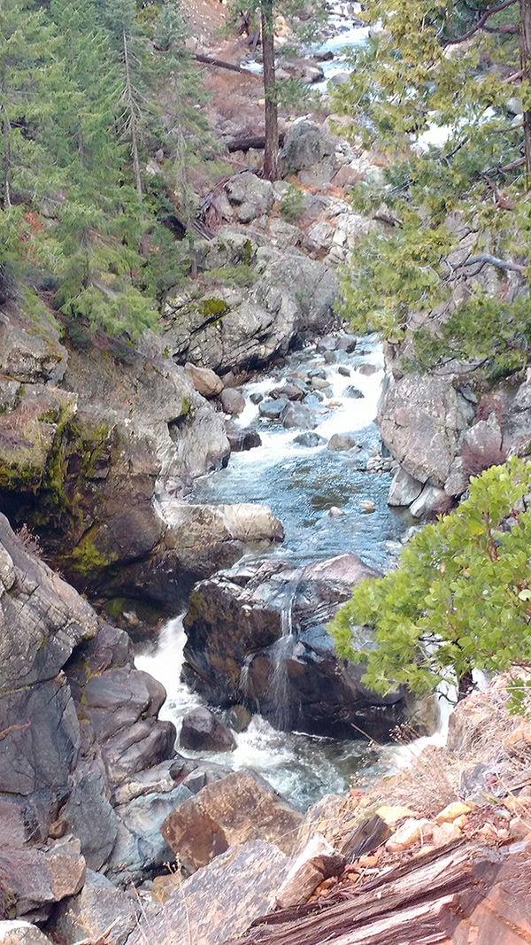 Swift Creek Gorge