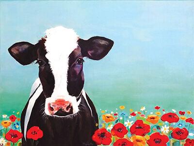 oil on canvas by Marietta Modl
