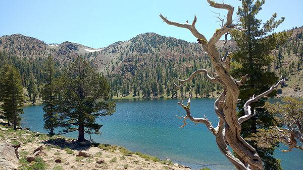 Lower Deadfall Lake