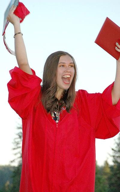THS graduation 2