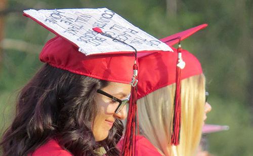 Hayfork graduation 1