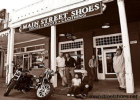 Main Street Shoes