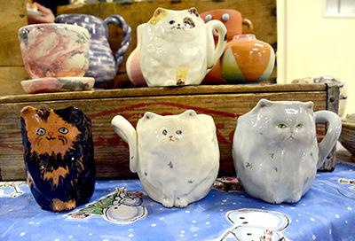 Salt Creek Ceramics at Art for Art's Sake