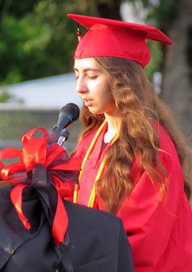 Hayfork graduation 2