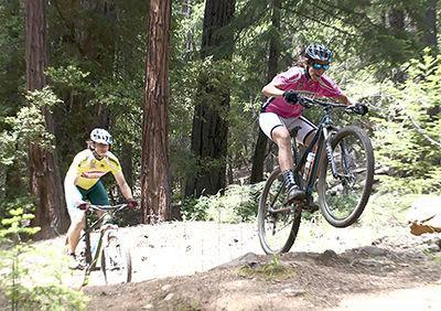 Second annual LaGrange Classic mountain bike race