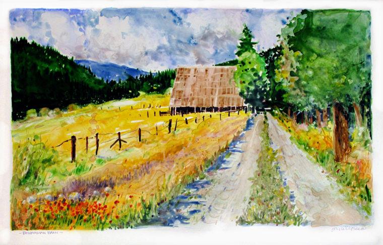 Bowerman Barn
