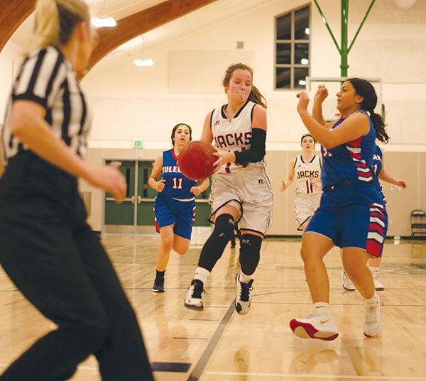 Hayfork Basketball