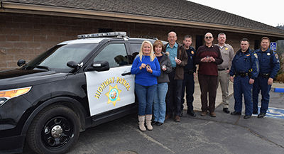 Senior volunteers to assist CHP | Local News