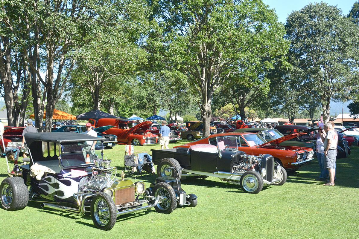 Historic Weaverville Car Show