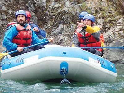 River Guide School