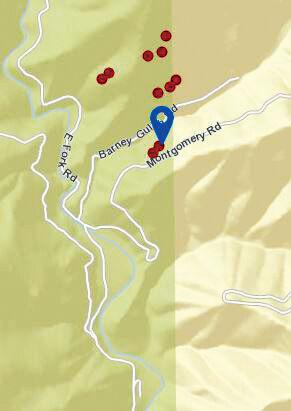 Hobo fire map