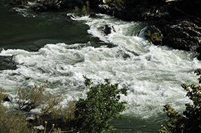 Trinity River set for double peak flows | Environment