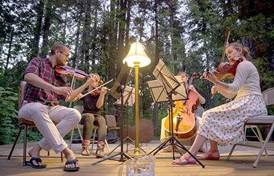 Trinity Alps Chamber Music Festival