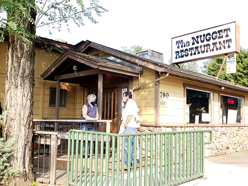 Nugget restaurant