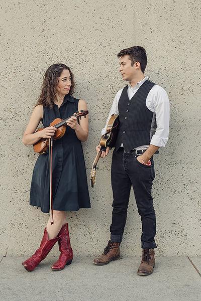 Alisa Rose and Tristan Scroggins