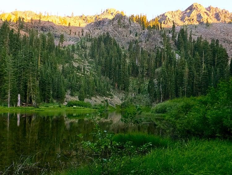 Hike to Union Lake
