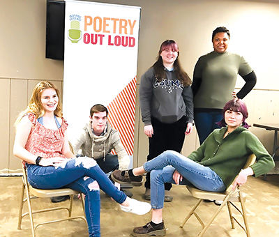 THS poetry finalists