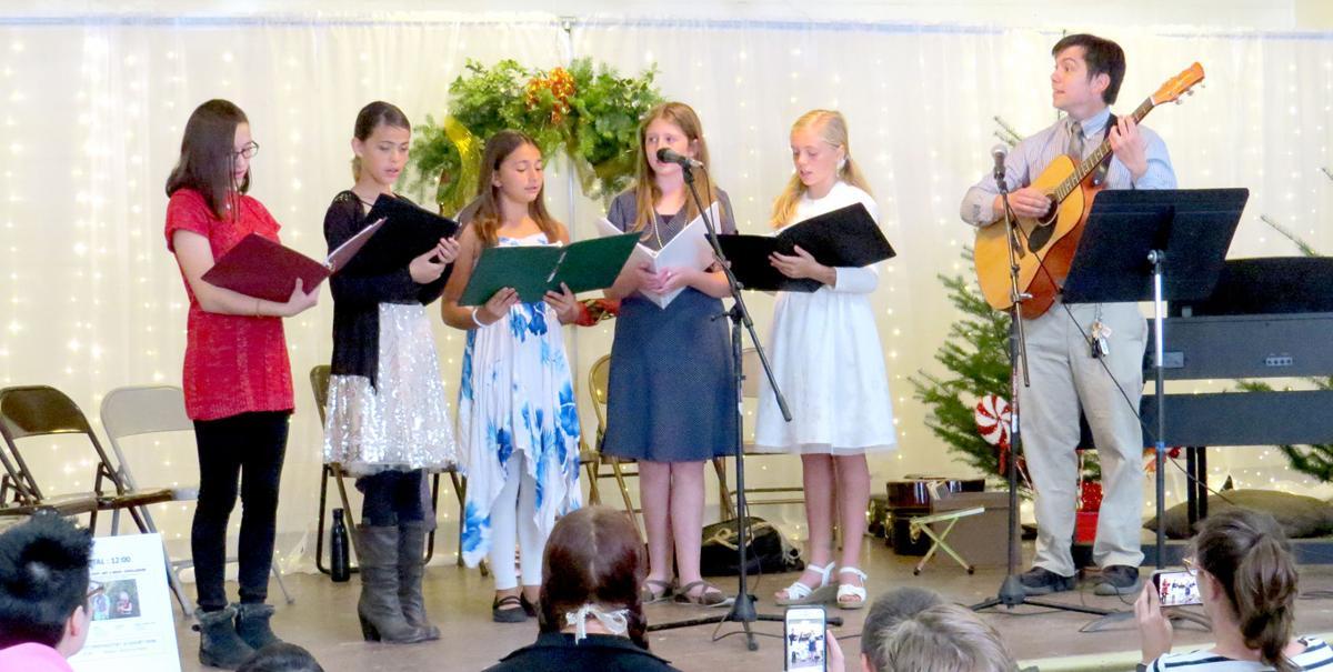 Trinity Preparatory Academy Choir.